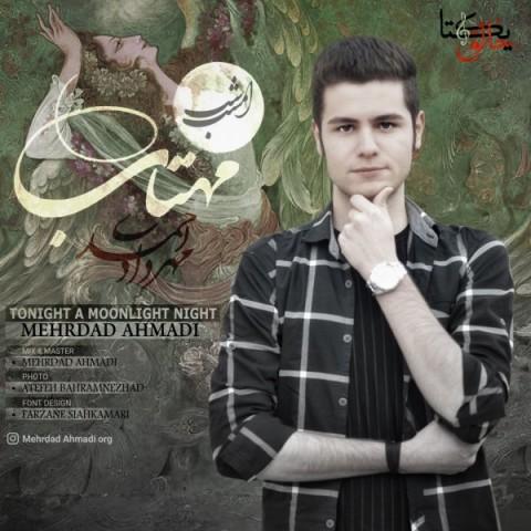 دانلود آهنگ مهرداد احمدی امشب شب مهتاب
