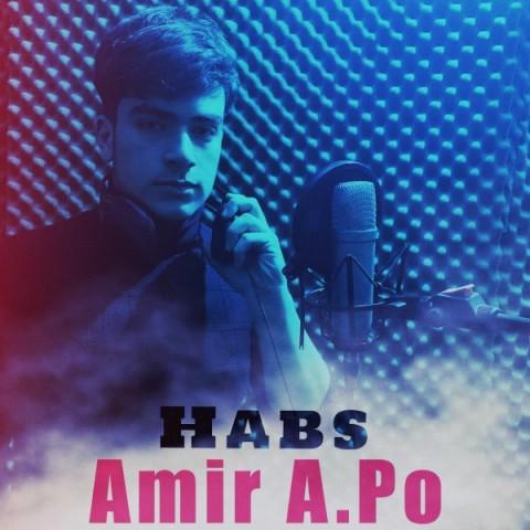 دانلود آهنگ امیر A.po حبس Amir A.