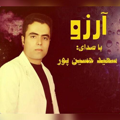دانلود آهنگ سعید حسین پور آرزو